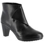 Tristan Boots Black Leather